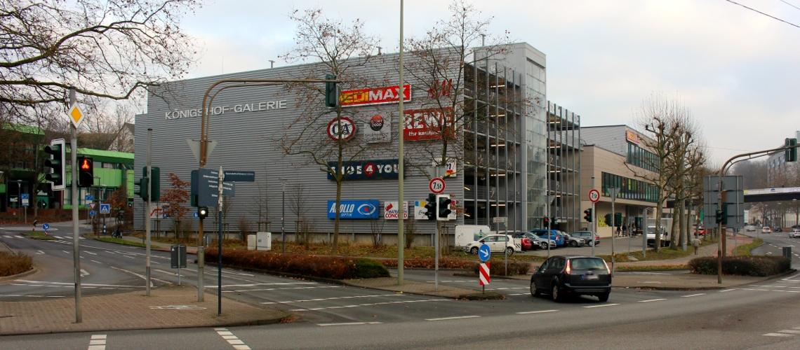Mettmann Konigshof Galerie Bauantrag Fur Parkhaus Wird Nun Eingereicht Taeglich Me