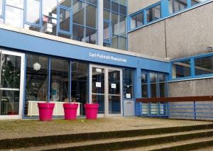 Die Carl-Fuhlrott-Realschule.  Foto: TME