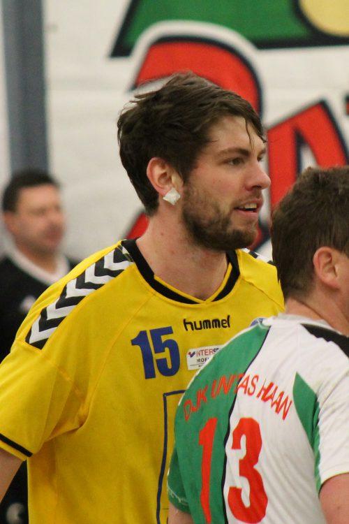 Pascal Schusdzarra (23)  trägt in der kommenden Saison das Unitas-Trikot. Foto: Verein