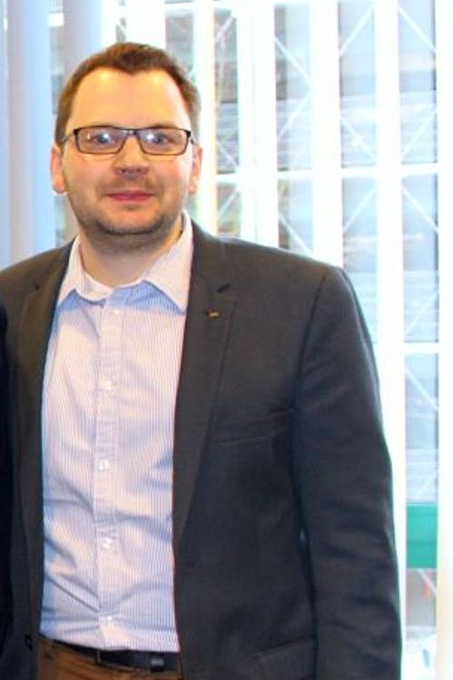 SPD-Fraktionschef Florian Peters. Foto: TME