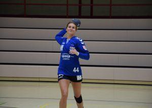 Lena Feldstedt ist weiter treffsicher. Foto: TME