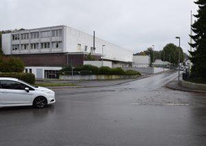 Wurde 2017 geschlossen: Der Einzelhandelsstandort an der Liegnitzer Straße. Foto: TME