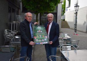 Michael Massenberg (r.) und Branko Tesic. Foto: TME