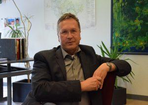 1. Beigeordneter und Kämmerer Rainer Ritsche. Foto: TME