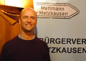 Gregor Neumann, Vorsitzender des Bürgervereins. Foto: Archiv TME