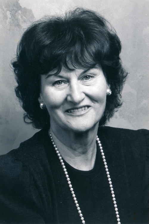 Ingrid Siebeke, Foto: Stadtarchiv Mettmann