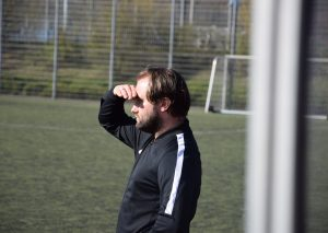 FCW-Coach Sebastian Saufhaus. Foto: TME