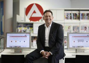 Karl Tymister, Geschäftsführer der Agentur für Arbeit Mettmann. Foto: Agentur für Arbeit