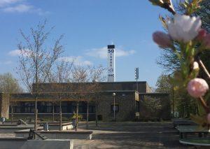 Das Heinrich-Heine-Gymnasium. Foto: TME