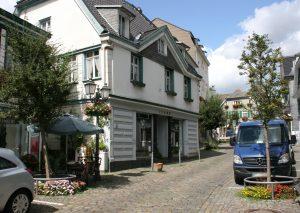 Die Alte Posthalterei in der Mettmanner Oberstadt. Foto: Stadt Mettmann