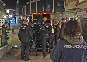 Die Polizei stellte Wett-Terminals sicher. Foto: Polizei