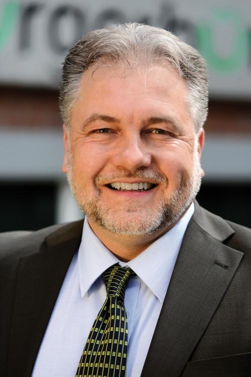 Bürgermeister Thomas Dinkelmann. Foto: Stadt Mettmann