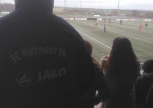 150 Zuschauer kamen zum Pokalspiel des FCM08 gegen RWO / Foto TME