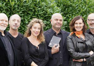 Das Orange-Planet-Theatre kommt zur szenischen Lesung in die Awo. Foto: Veranstalter