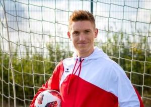 Kai Schwertfeger führt eine mobile Fußballschule