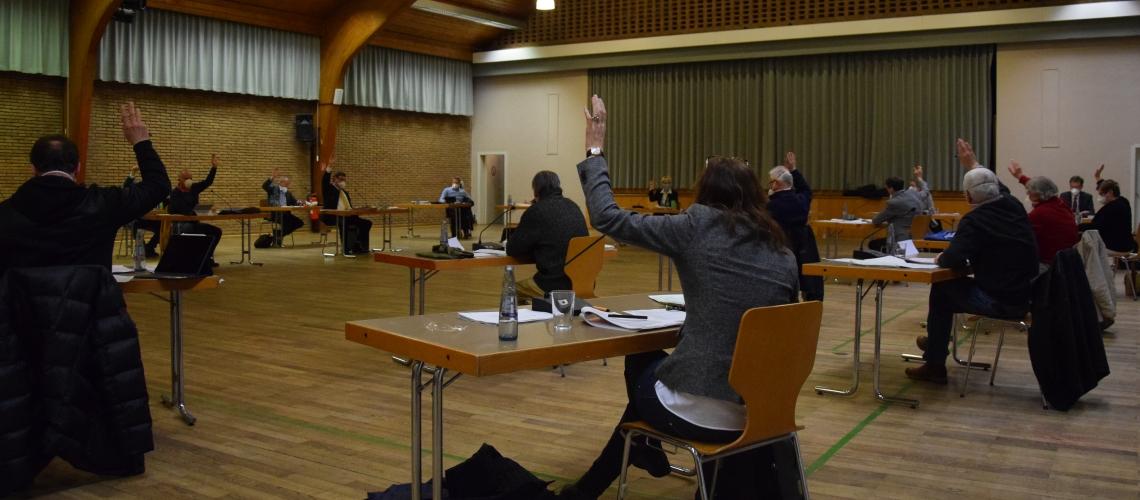 Wülfrath: Rat aktuell   Haushaltsplan verabschiedet