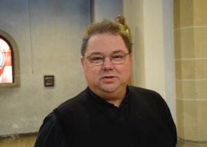Pfarrer Jürgen Arnolds. Foto: TME