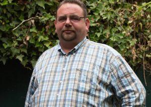 Der Wülfrather Mario Sülz ist Landrats-Kandidat der UWG-ME. Foto: UWG-ME