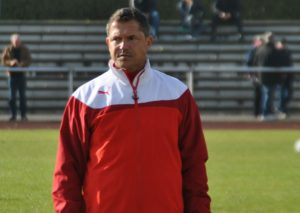 Maik Franke ist neuer Trainer beim FCM08