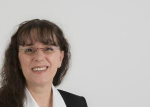 Ria Garcia, kommissarische Vorsitzende des Integrationsrates. Sie kandidiert nicht wieder.