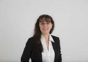 Ria Garcia, Fraktionsvorsitzende der Piraten/Linke-Fraktion.