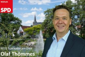 Olaf Thömmes, SPD