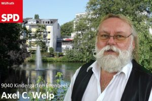 Axel C. Welp, SPD