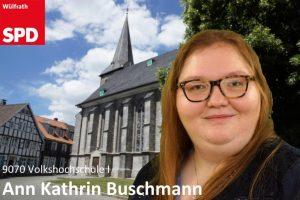 Ann Kathrin Buschmann