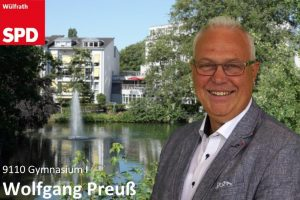 Wolfgang Preuß