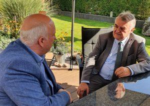 Andreas Seidler und Herbert Reul. Foto: CDU