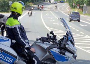 Symbolbild: Verkehrsüberwachung