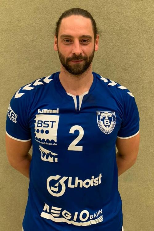 Marcel Müller ist zum TB Wülfrath gewechselt. Foto: Turnerbund