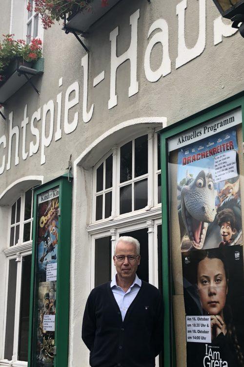 Thomas Rüttgers, Geschäftsführer des Weltspiegel-Kinos. Foto: TME