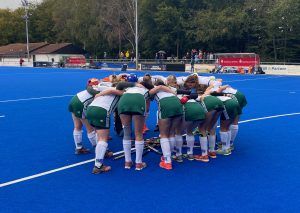 Die Mettmanner Hockey-Damen. Foto: MTHC