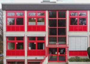 Die Gesamtschule soll in der ehemaligen Anne-Frank-Schule am Borner Weg starten.