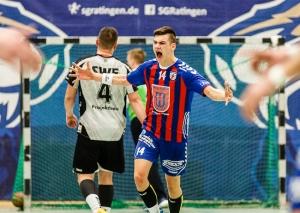 Yannik Nitzschmann wechselt in die 3. Liga.