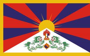 tibet_flagge