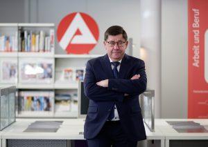 Wolfgang Mai, Geschäftsführer Operativ der Agentur für Arbeit Mettmann. Foto: Arbeitsagentur