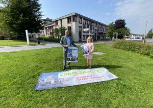 Anja Haas und Karsten Niemann präsentierten die neue Kampagne. Foto: TME