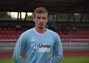 Ionas Frantsosas (FCW). Foto: TME