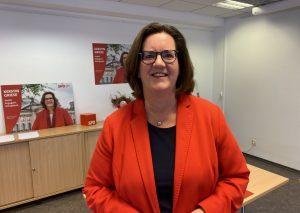 Kerstin Griese (SPD) Foto: TME