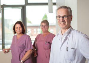 Chefarzt Dr. Clemens Stock. Foto: EVK